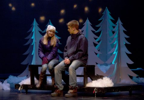 """Drama closes the 2015-2016 school year with """"Almost, Maine"""""""