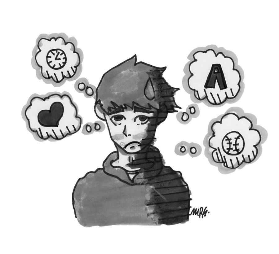 onlinestudent-stress