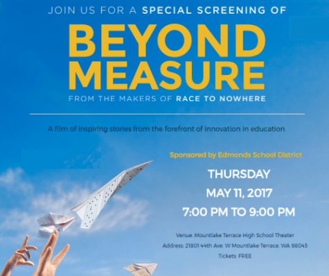 "Free screening of ""Beyond Measure"" tomorrow"