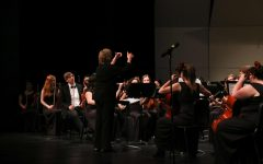 Orchestra presents lettering, awards at year-end concert