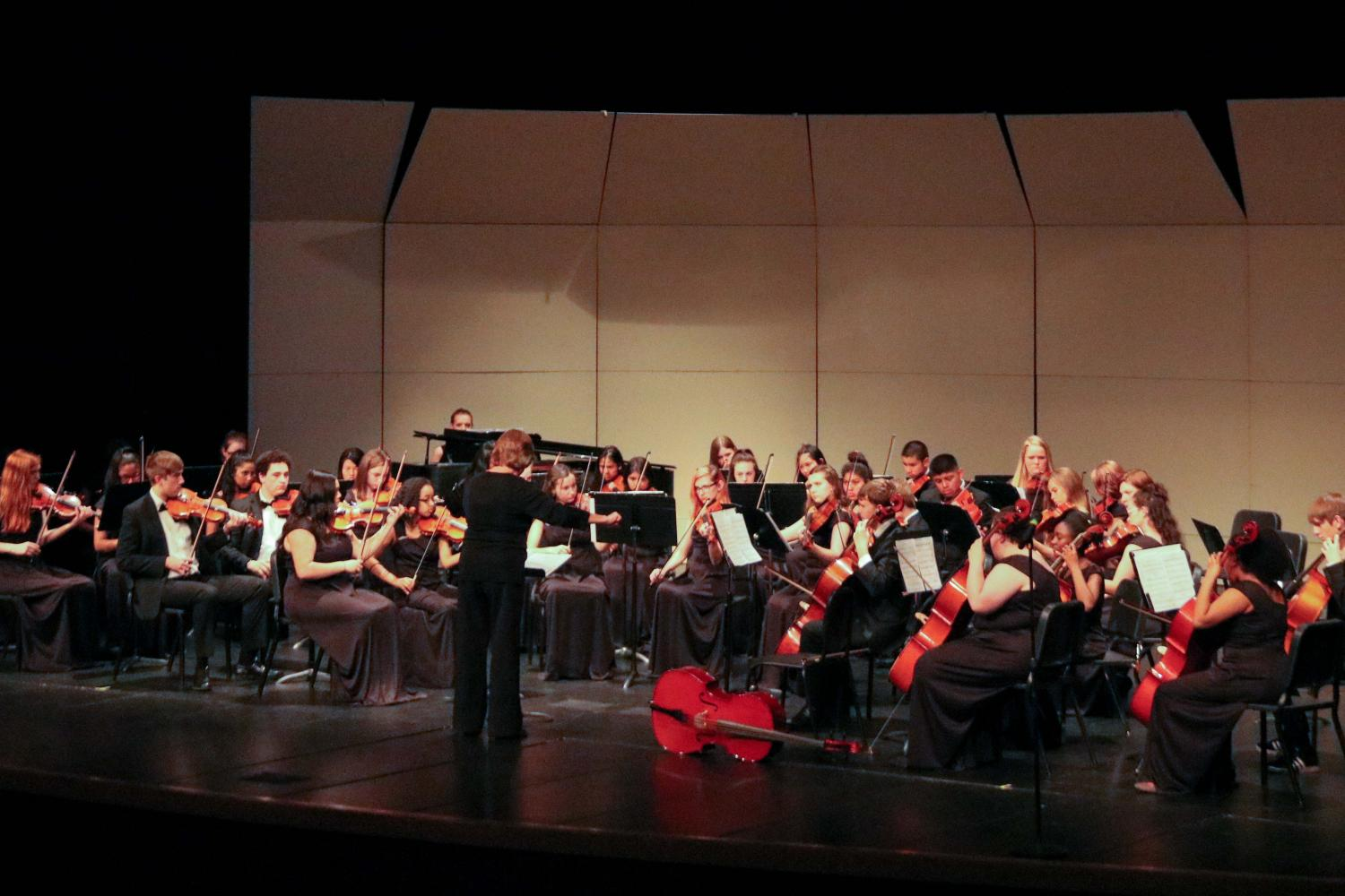 All of the Concert Orchestra