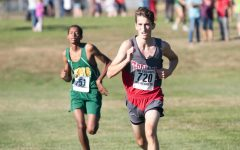 Hawks Cross Country come in 2nd against 3A schools