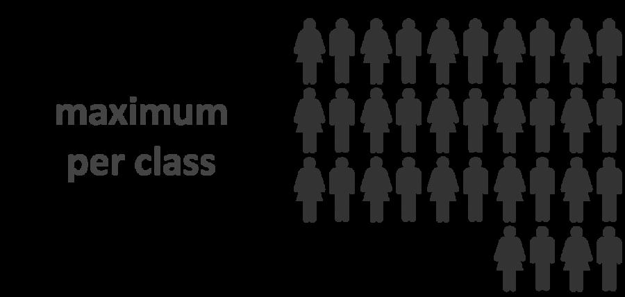 Class Sizes Data