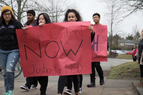 Student Activists Speak Out Against Gun Violence