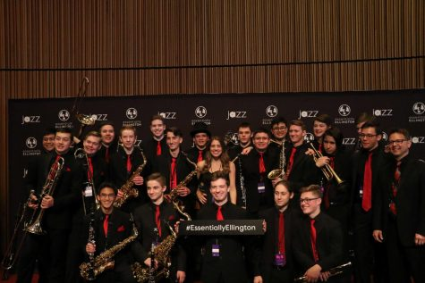 Jazz 1 takes Essentially Ellington stage by storm