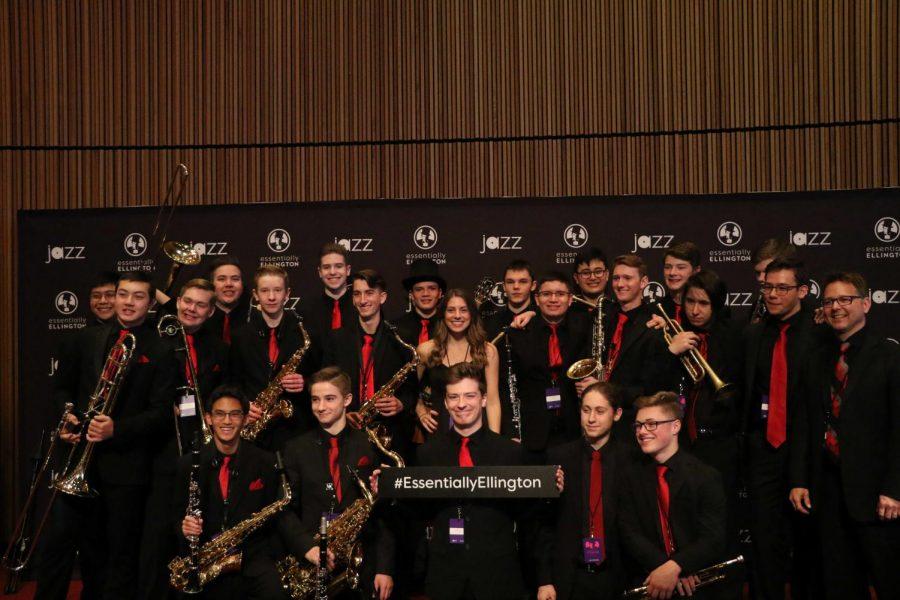 Jazz 1 takes Essentially Ellington stage by storm
