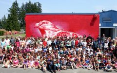 Local muralist to decorate new Mountlake Terrace Elementary building