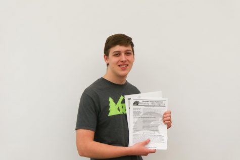 Terrace senior named National Merit Scholarship semi-finalist