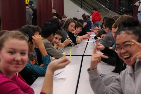 STEM orientation night introduces eighth graders to pathways