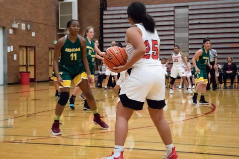 Lady Hawks drop opener to Sehome 47-31, fall to 0-1