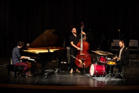 Jazz 1 earns standing ovation at Hot Java Cool Jazz