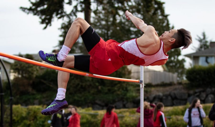 Photo Gallery: Track and Field participate in first meet of the season, Terrace Jamboree