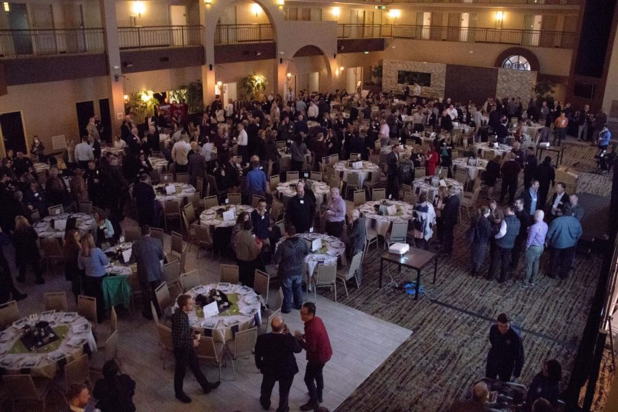 The+Foundation+for+Edmonds+School+District+held+its+annual+breakfast+and+lunch+fundraiser+on+Friday%2C+March+15th+at+the+Lynnwood+Embassy+Suites.+There+were+more+620+people+in+attendance.
