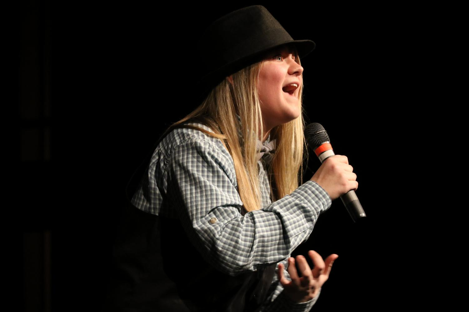 Senior-run Terrace Idol brings together teen talent