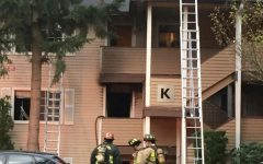 Small Martha Lake apartment fire causes severe injury