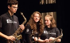 Favorites return and freshmen debut at Jazz Collective concert