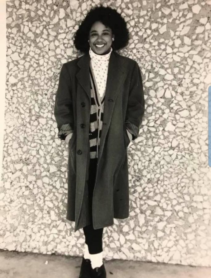 Jones+graduated+in+1989.+She+wishes+more+STEM+opportunities+were+available+for+women+and+students+of+color+during+her+high+school+career.