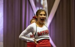 Photo Gallery: Cheerleading team performs at the Wintercheer Classic