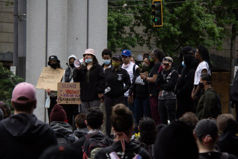 Protests against police brutality continue in Seattle